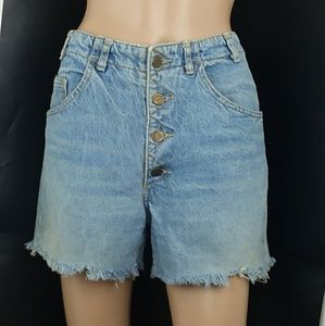 Vintage Guess by Marciano High Wasted Shorts